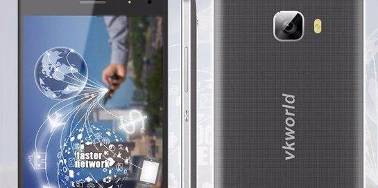 VKworld готовит к презентации мощный музыкальный смартфон