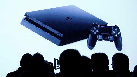 Состоялась презентация обновленной версии PlayStation 4