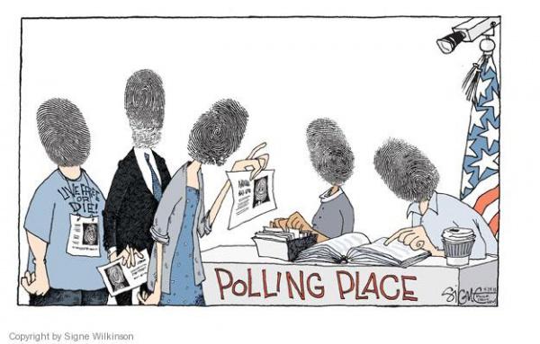 ФБР заявило о множественных попытках взлома системы регистрации избирателей