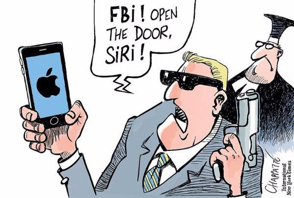 Вашингтонский суд вызывает ФБР по делу о взломе iPhone террориста из Сан-Бернардино