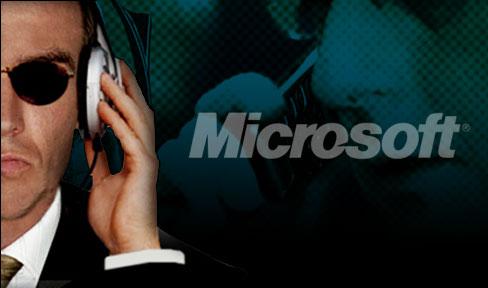 Microsoft запатентовала технологию абсолютной слежки за пользователями