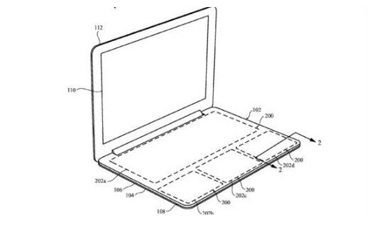 Новые ноутбуки от Apple могут получить сенсорную клавиатуру