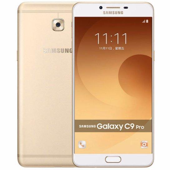Состоялась официальная презентация Galaxy C9 Pro с 6 гигабайтами оперативки