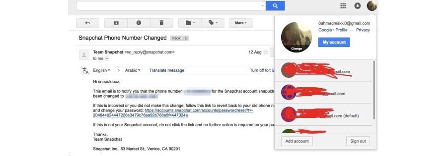 Школьник из Саудовской Аравии взломал аккаунты глав Sony, Facebook и других знаменитостей