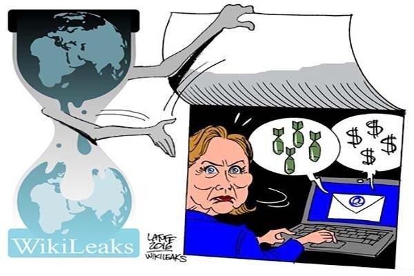 WikiLeaks обнародовал переписку главы избирательного штаба Клинтон