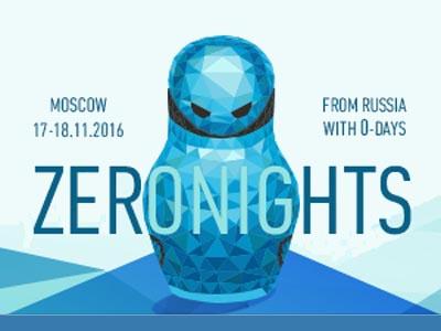 QIWI и «Информзащита» разыграют 250 тыс. рублей в CTF на ZeroNights 2016