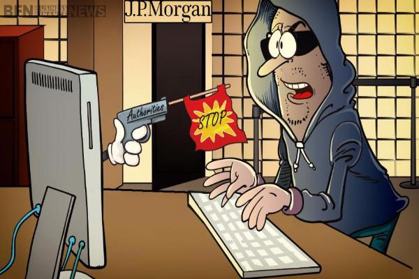 В России задержан подозреваемый во взломе БД JPMorgan Chase