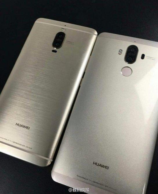 Официально представлен смартфон от Huawei с изогнутым дисплеем
