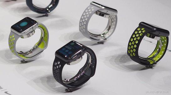 В России стартовали продажи Apple Watch Nike+