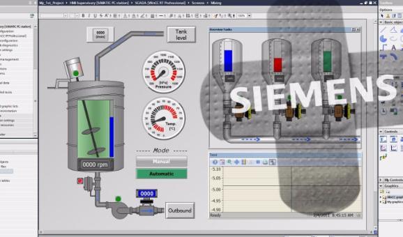 Siemens исправила уязвимость в своих промышленных продуктах