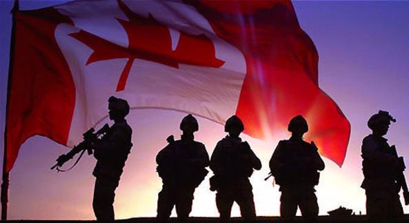 Хакеры взломали сайт Канадских вооруженных сил