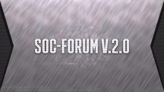 SOC-Forum v.2.0