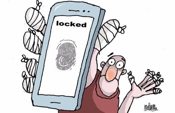 Обнаружен новый способ обхода экрана блокировки iPhone