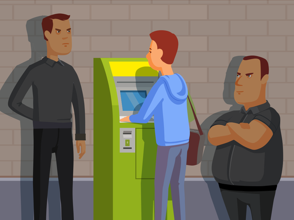 Банкоматы будут приоритетом у хакеров в 2017 году