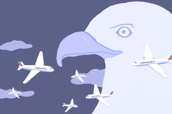 АНБ и ЦПС прослушивают авиапассажиров
