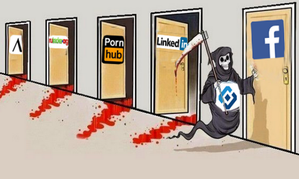Глава Роскомнадзора назвал знаковой блокировку LinkedIn в РФ
