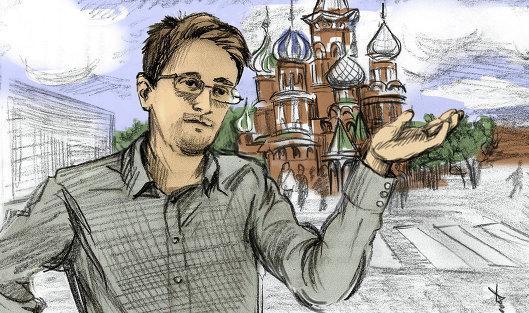 Сноуден может стать гражданином России