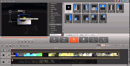 Видео-редактор с множеством функций для Windows и Mac