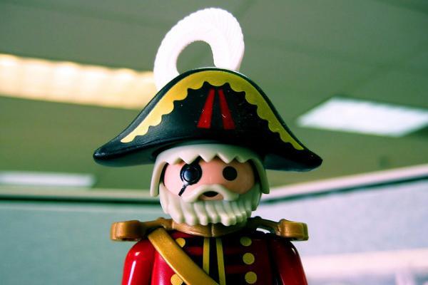 В США отметили «устойчиво высокий» уровень пиратства в России
