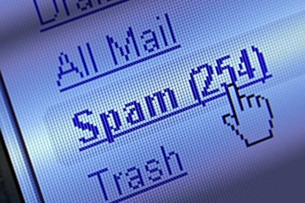 Уровень спама в почтовой переписке вырос впервые за 8 лет