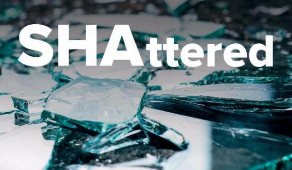 Эксперты осуществили первую успешную атаку поиска коллизий хеш-функций  SHA-1