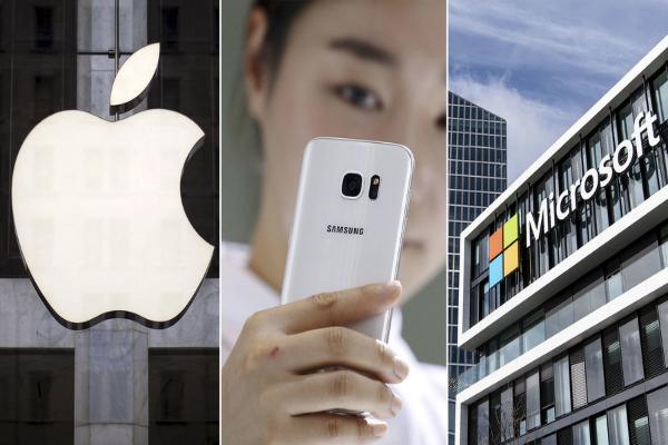 Apple, Samsung и Microsoft отреагировали на утечку данных ЦРУ