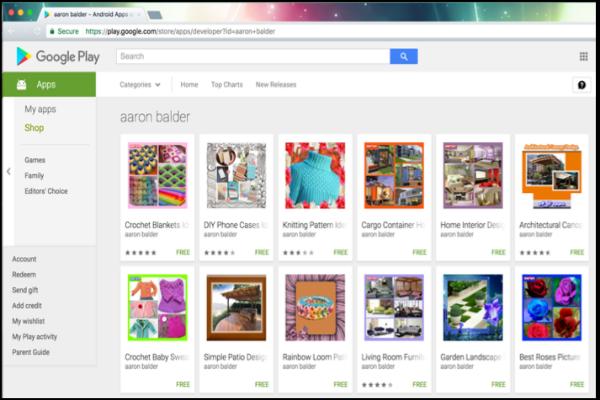 132 Android-приложения в Google Play содержали вредоносное ПО для Windows