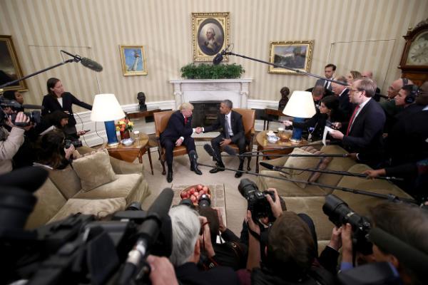 Трамп продлил указ Обамы о санкциях в отношении киберпреступников