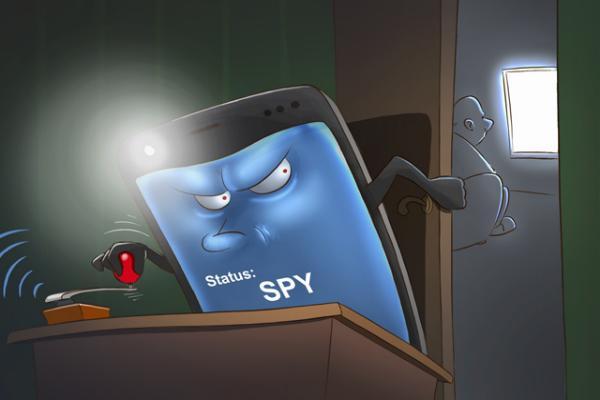 Ссылка в коде вывела на след производителя шпионского ПО