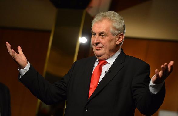 Хакеры загрузили детское порно на компьютер президента Чехии