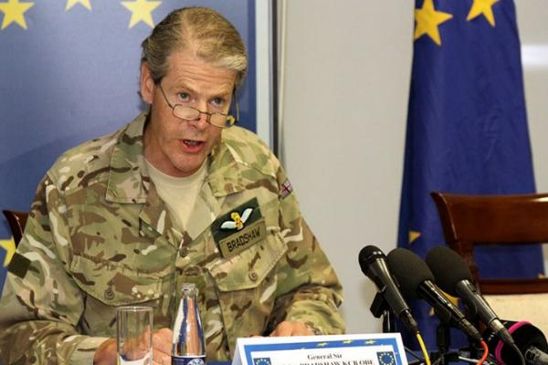 Генерал НАТО призвал к «гибридному сдерживанию» России
