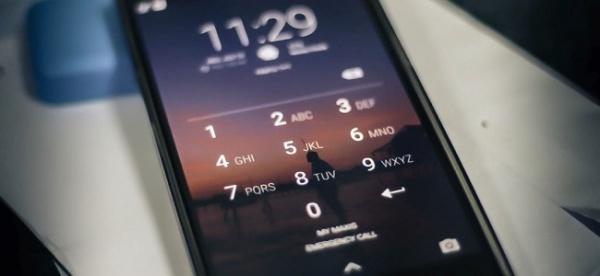 То, как пользователь держит смартфон, позволяет вычислить вводимый пароль