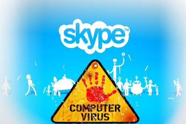 Пользователям Skype угрожает вымогательское ПО