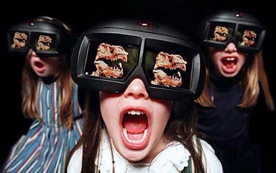 Достопримечательности Хэллоуина: виртуальная реальность и взаимодействие