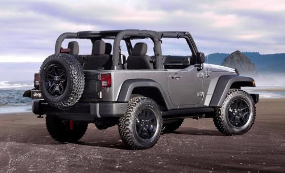 Банда байкеров взломала и угнала 150 джипов Jeep Wrangler