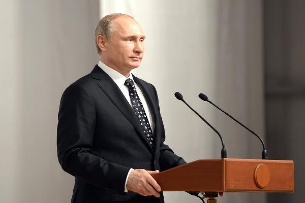 Путин заявил об отсутствии серьезного ущерба для РФ от атак WannaCry