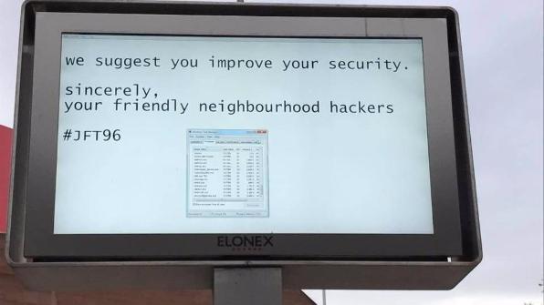 Очень вежливые хакеры придумали остроумный способ сообщить об уязвимости