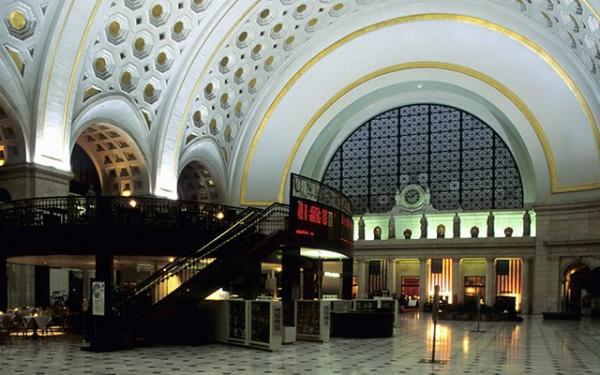 Хакеры взломали табло железнодорожного вокзала в Вашингтоне