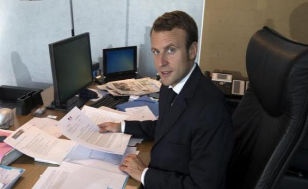 Штаб кандидата в президенты Франции Макрона подвергся массированной кибератаке
