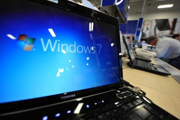 Более 98% пострадавших от WannaCry - пользователи ПК на базе Windows 7