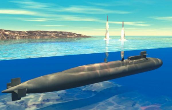 Подлодки с ракетами Trident уязвимы к кибератакам