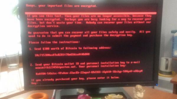 Атака WannaCry захлестнула российские и украинские компании энергетического сектора