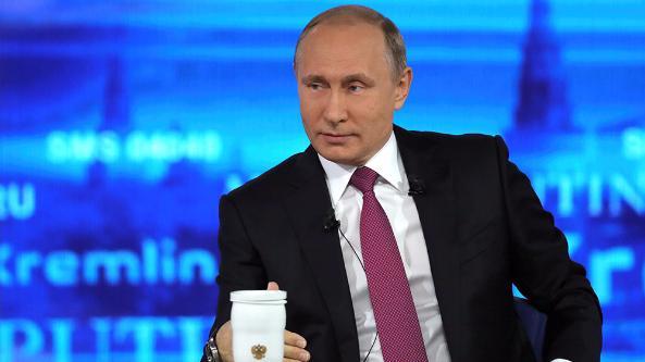 Путин сравнил бывшего главу ФБР с Эдвардом Сноуденом