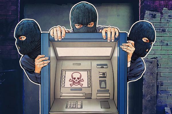 Задержаны подозреваемые в попытке кражи денег из банкоматов