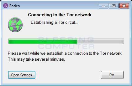 Фальшивое приложение Tor атакует пользователей «Темной паутины»
