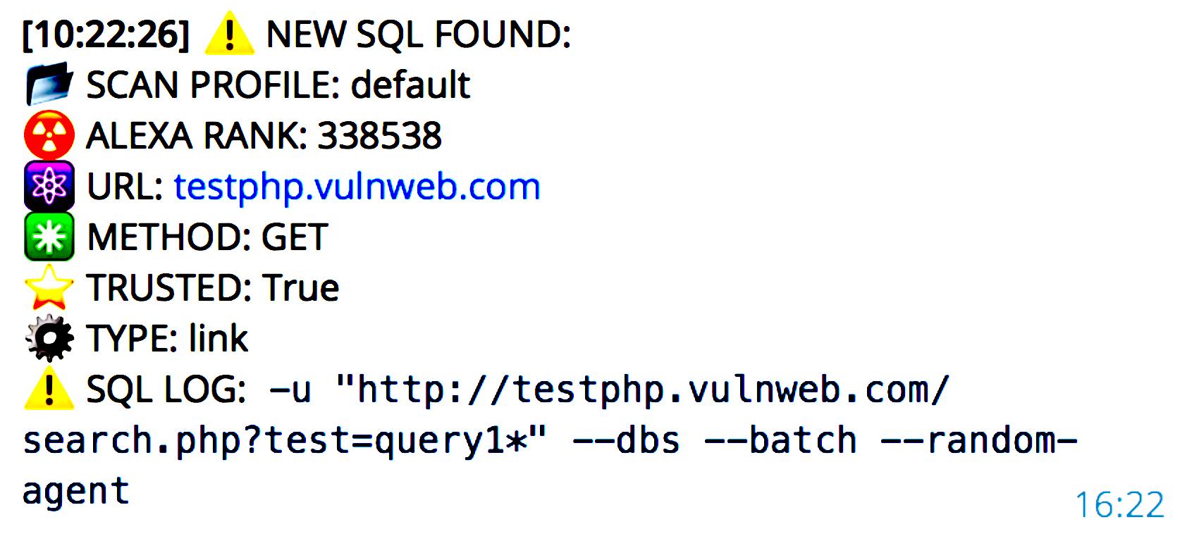 «Хакерский» сканер для поиска уязвимостей доступен в даркнете за 0