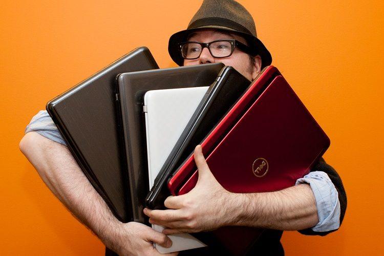 Мир электроники: выбор ноутбука