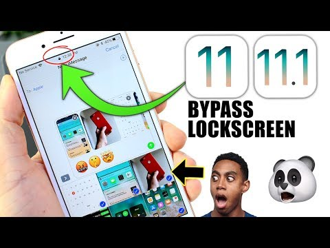 Ошибка в iOS 11 позволяет получить неавторизованный доступ к фото на устройстве