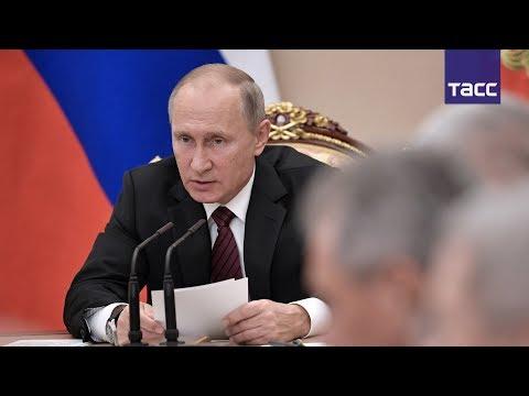 Путин выступил против создания барьеров в киберпространстве