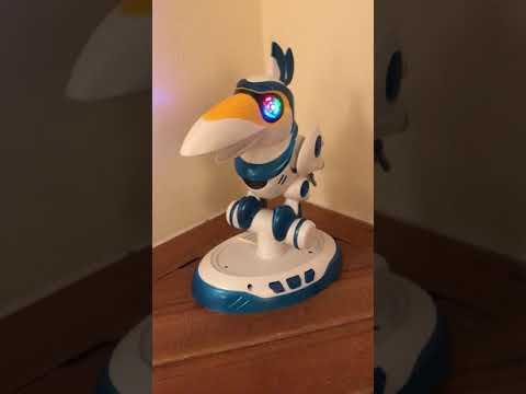 Исследователи взломали «умную» игрушку Teksta Toucan